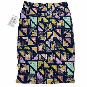 Lularoe Cassie pencil Skirt Size Small NWT